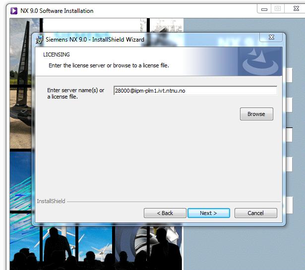 Installere_NX9_P4